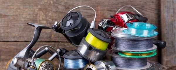 钓鱼鱼线怎么选择,用几号线合适