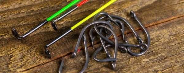 钓鱼怎么选鱼钩,选多大的鱼钩
