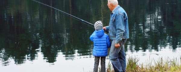 大风天怎么钓鱼,怎么选钓位