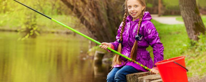 钓鱼的时候怎么打窝,怎么选打窝位置