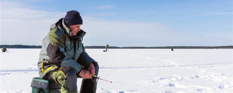 冰钓竿怎么用,选多长的合适