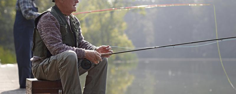 冬天钓鲈鱼深度是多少,最佳时间是几点