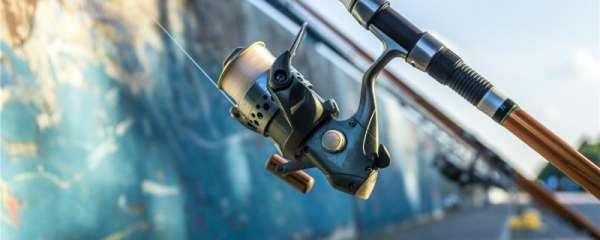 鱼线与鱼竿长度比例,鱼线与鱼竿正确绑法
