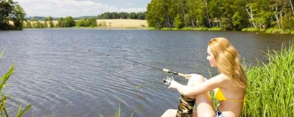 6月份水库钓鱼钓多深水好,什么时间好钓