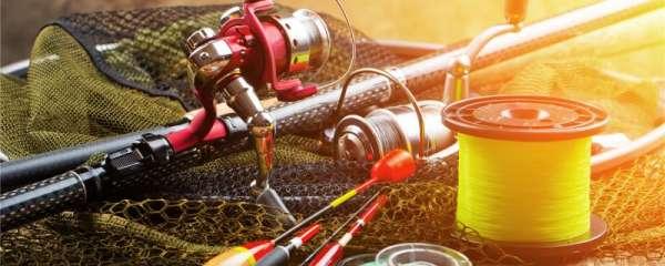 钓鱼用pe子线好不好,用pe线好还是尼龙线好